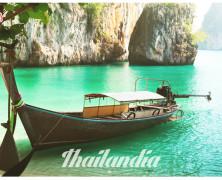 La Thailandia perla d'oriente