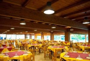 Nausicaa Village ristorante