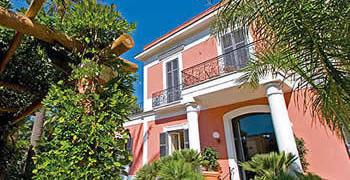 Hotel Villa Svizzera **** Lacco Ameno