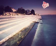 La voce del mare, Zara Croazia