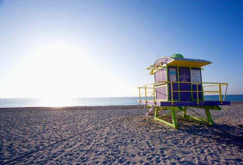 miami beach Da Miami alle isole Keys attraversando la Florida
