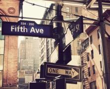 New York la città dalle mille luci