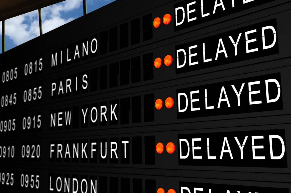 original Getting United to Pay EU Compensation for a Flight Delay In Aeroporto? Un Cinema!
