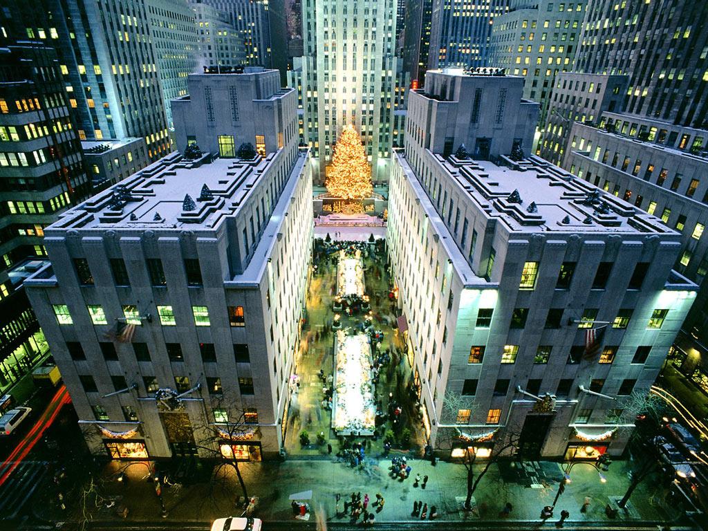 volatour rockfellercenter New York la città dalle mille luci