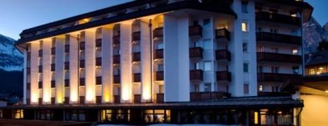 Domina Hotel Alaska **** Cortina D'Ampezzo