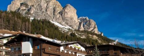 Hotel Miramonti **** Corvara Val Badia