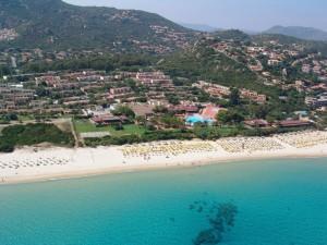 Free Beach Costa Rei