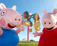 SAPEVATE CHE ESISTE IL PARCO DI PEPPA PIG?