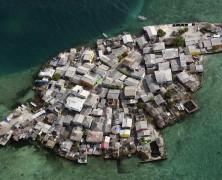 L'isola più popolata del Mondo! Santa Cruz del Islote