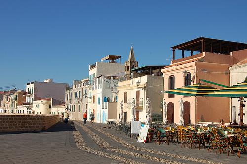 Hotel corte rosada alghero nave gratis recensione for Villaggi vacanze barcellona