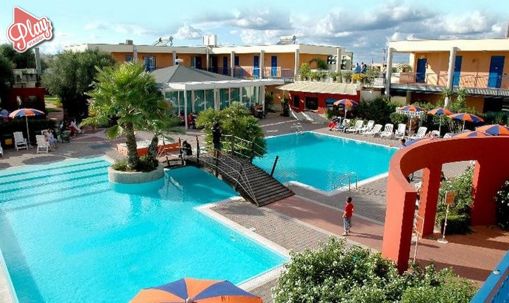 Sairon club torre dell 39 orso recensione ufficiale - Residence puglia mare con piscina ...