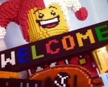Legoland , in Danimarca le fiabe diventano mattoncini