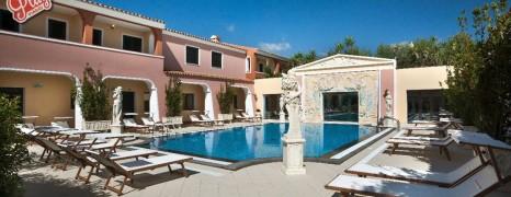 Calaginepro Hotel Resort **** Cala Ginepro Sardegna