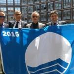 bandiera blu1 150x150 Bandiere Blu 2015, le più belle spiagge italiane