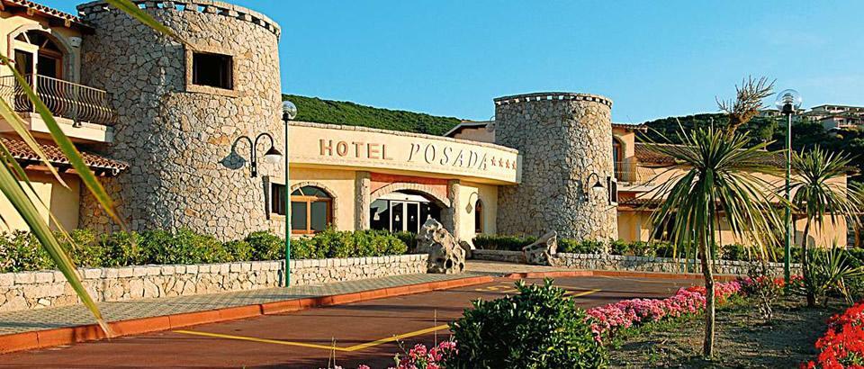Posada beach resort a palau sardegna fai il tuo for Hotel palau sardegna