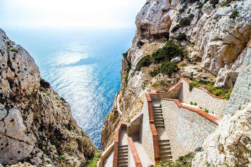 scala del cabriol Sardegna: cosa vedere oltre al villaggio