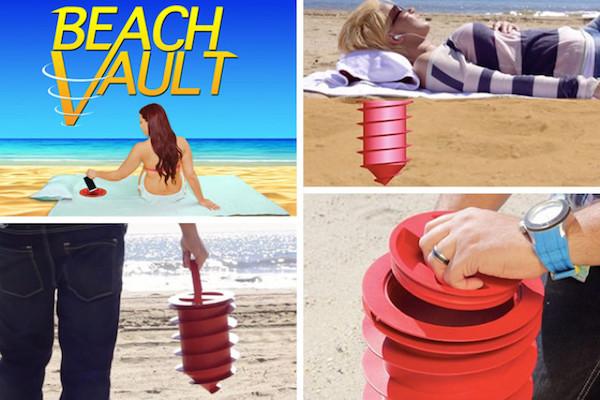 beach vault 30oomx35cr0msvslt5jfuy1 8 idee geniali da portare in spiaggia che (forse) non hai mai visto